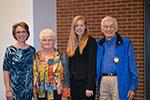 Illinois couple creates nursing scholar award
